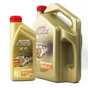 嘉实多 极护 5W-40全合成汽车机油 润滑油钛流体技术SN 4L+1L