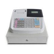 SISS 会员管理积分兑换储值拼音简码U盘导入上传 带钱箱一体BX-1500 白