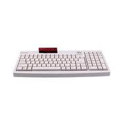 中崎 ZQ-KB700 专业POS键盘 白