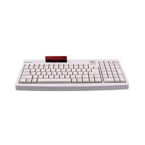 中崎 ZQ-KB700 专业POS键盘 白产品图片主图