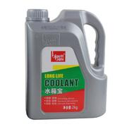 标榜 [BIAOBANG]汽车水箱宝 防冻液-25℃  发动机冷却液107℃ 红色绿色2L -3度水箱宝 绿色