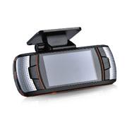 动牌 行车记录仪双镜头1080P高清夜视汽车车载前后超广角一体机 单镜头无卡