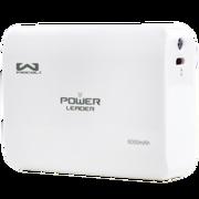 玩加 移动电源/充电宝 Power leader 能量领袖二代 6000毫安(mAh) 苹果白
