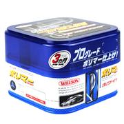 威臣(Willson) 日本 3个月镀膜蜡 汽车蜡 保护蜡 浅色车漆专用