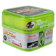 威臣(Willson) 车蜡 汽车蜡 3个月镀膜蜡 含打蜡海绵 专色专车 金属色车漆专用