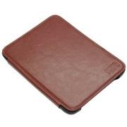 博阅 T61原装保护皮套 经典简约保护套 细腻手感 防滑耐磨耐脏 呵护电子书 红色