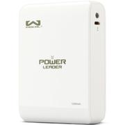 玩加 移动电源/充电宝 Power leader 能量领袖三代 12000毫安(mAh) 苹果白