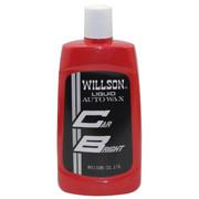 威臣(Willson) 日本原装 开蜡水去蜡水除蜡水不伤漆镀膜封釉 500ml*1瓶