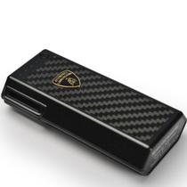 兰博基尼 5200mah usb移动电源/充电宝大容量真碳纤产品图片主图