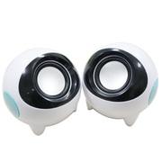 沐阳 MY501S 3D立体声 USB电脑笔记本2.0音箱