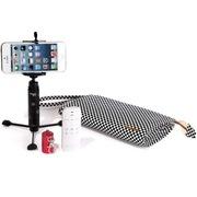 富图宝 ZP-01 遥摄宝 苹果 iphone ipad 手机配件 蓝牙遥控器 自拍套装