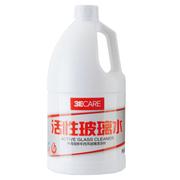 龙蟠(Long Pan) 3ECARE 汽车玻璃水 活性玻璃水正品特价玻璃清洁剂 0℃2L
