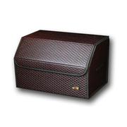 车翼 后备储物箱 汽车车载 收纳 置物 整理箱子 车用 家用 可折叠 小号紫色