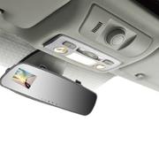途伴 D600车载后视镜行车记录仪睿智版 高清1080P 广角夜视 迷你 宽屏后视镜+行车记录仪标配无卡