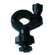 录不平 群华V6 V10行车记录仪专用后视镜支架 黑色