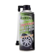 立道(latop) 自动充气补胎液 真空胎自补液 汽车摩托车电动车快速补胎 单瓶450ml-摩托电动车必备