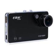E路航 R70超薄机身行车记录仪170度迷你超广角1200万超高清像素夜视王 高清镜头+无卡