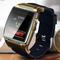 美创 智能蓝牙手表手机手环高清触屏式 适用于苹果iphone6 plus/5S 金色产品图片3