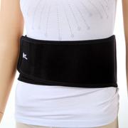 """康祝 护具 发泡护腰 腰部医用固定带 KD4615 舒适型4.5""""32粒磁石 均码"""