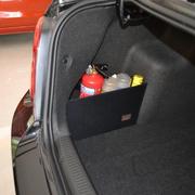 车翼 雪佛兰科鲁兹改装专用后备箱储物箱挡板整理箱收纳置物袋 掀背式挡板一对