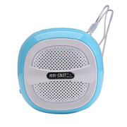 先科 无线蓝牙音箱SA-89 电脑手机迷你音响低音炮插卡收音机插TF卡U盘 FM收音机