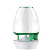 apphome 蓝悦(LEnRuE) 电脑发光音响 笔记本音响 手机迷你小音箱 低音炮 白绿色
