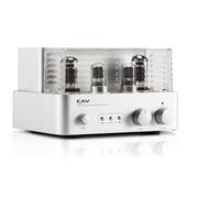 CAV 【货到付款】 T22胆机功放 发烧级电子管功放机 蓝牙无线HIFI大功率放大器 银色