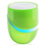 戴芙迪 NFC迷你无线蓝牙音箱便携插卡低音炮 绿色