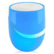 戴芙迪 NFC迷你无线蓝牙音箱便携插卡低音炮 浅蓝色