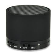 YEMEKE 无线蓝牙音箱 低音炮便携 迷你光版插卡音箱台式机电脑音响可接听电话 黑色