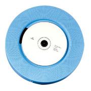 SENBOWE 挂壁CD机壁挂CD音响墙壁播放器胎教FM挂墙CD播放机 浅蓝色