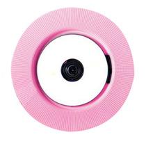SENBOWE 挂壁CD机壁挂CD音响墙壁播放器胎教FM挂墙CD播放机 粉红色产品图片主图