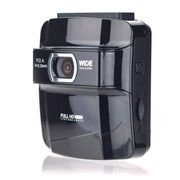 BESTEK 行车记录仪高清 1080P分辨率 1200万像素 迷你汽车摄像头 停车监控 标配无卡