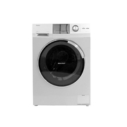 海尔 XQG80-BD1626 8公斤变频节能滚筒洗衣机(银灰)