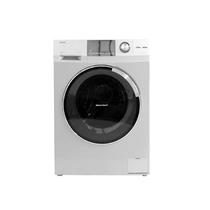 海尔 XQG80-BD1626 8公斤变频节能滚筒洗衣机(银灰)产品图片主图