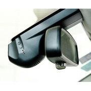 豪骏视讯 宝马奔驰奥迪凯迪拉克路虎保时捷专用隐藏式行车记录仪 包安装 宝马(轨道偏离提醒)包安装