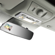 途伴 D600车载后视镜行车记录仪睿智版 高清1080P 广角夜视 迷你 宽屏后视镜+行车记录仪32G版
