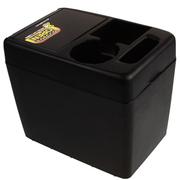 YAC 日本 车用置物盒 车载置物箱 汽车内饰杂物箱 汽车收纳箱 PZ-343大号