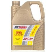 德联(DELIAN) API SM/CF 5W-30 (4L) 全合成机油 源自德国