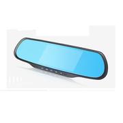 米卡邦 5寸安卓后视镜导航蓝镜高清双镜头记录仪可视倒车电子狗测速一体机行车记录仪高清
