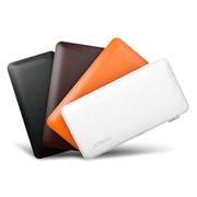JOWAY 手机充电宝移动电源便携式聚合物移动电源6000毫安手机通用充电宝 橙色