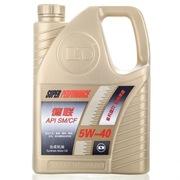 德联(DELIAN) API SM/CF 5W-40 (4L) 合成机油 源自德国