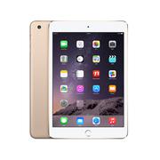 苹果 iPad mini3 MGYK2ZP/A 7.9英寸平板电脑(128G/Wifi版/金色)港版