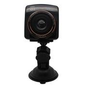 静明 JM240 高清夜视行车记录仪 1080P全高清 172度夜视大广角 黑色