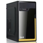 大水牛 风尚(黑色)(支持ATX电源/M-ATX主板/支持32CM长显卡/多硬盘位)