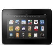 亚马逊 Kindle  Fire HD 7  强劲四核处理器 7英寸高清显示屏 内置WiFi 前后置摄像头 8G 黑色