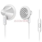 飞利浦 SHE2105WT 手机耳机 白色