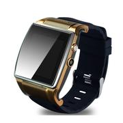 索风 迷你手表88必发手机娱乐 可插卡触屏超薄智能腕表 运动手环 土豪金
