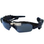 现代演绎 G100 蓝牙眼镜 司机必备 太阳镜墨镜 偏光眼镜 户外登山垂钓 首选 黑色 官方标配送充电器