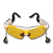 其他 韩国CASMELY 智能触控蓝牙太阳镜 男女偏光蓝牙眼镜 可听音乐通话 白色